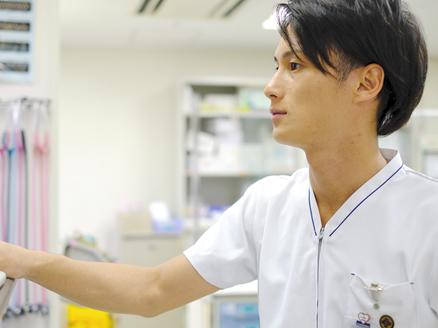 夜勤専従看護師の声